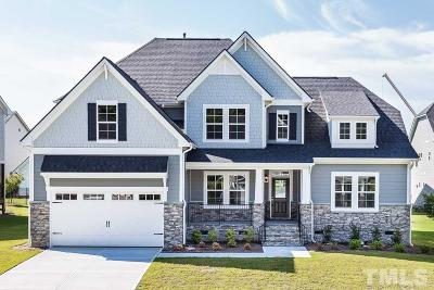 Wake Forest NC Single Family Home For Sale: $406,900