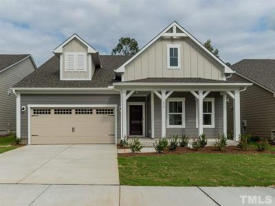 Holly Springs Single Family Home For Sale: 417 Oaks End Drive