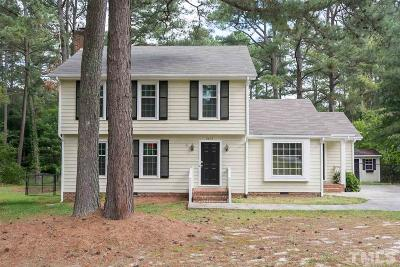 Raleigh Single Family Home For Sale: 2612 Howard Road