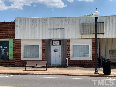 Lee County Commercial For Sale: 218 E Main Street