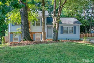 Raleigh Single Family Home For Sale: 7509 Mine Valley Road