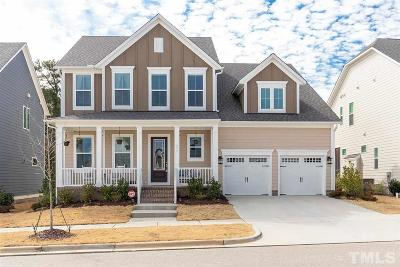 Wake Forest NC Single Family Home For Sale: $399,850