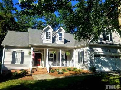 Durham Single Family Home For Sale: 6 Providence Ridge Lane