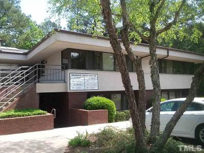 Chapel Hill Commercial For Sale: 727 Eastowne Drive #A 300