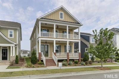 Raleigh Single Family Home For Sale: 5313 Beckom Street #3118
