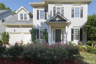 Holly Springs Single Family Home For Sale: 200 Edgepine Drive