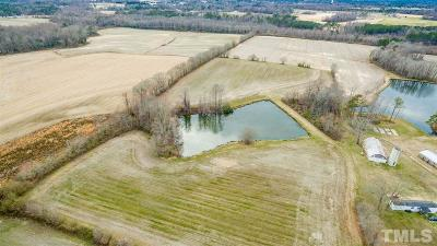 Harnett County Residential Lots & Land For Sale: Old Buies Creek Road