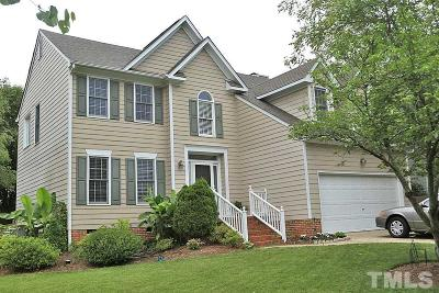 Cary Single Family Home For Sale: 206 Lippershey Court