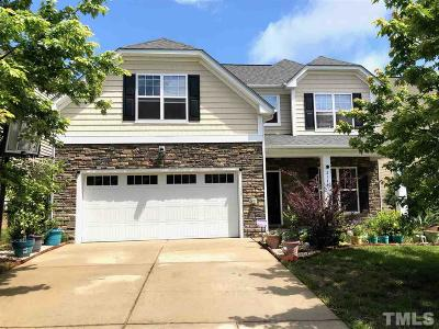 Cary Single Family Home For Sale: 2144 Royal Berry Court