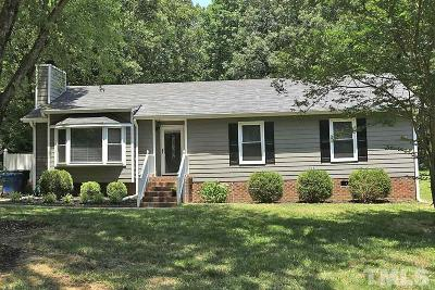 Durham County Single Family Home For Sale: 3014 Appling Way