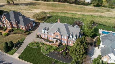 Raleigh Single Family Home For Sale: 12629 Richmond Run