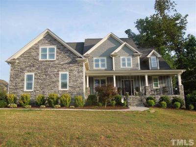 Clayton Single Family Home For Sale: 305 Annandale Drive
