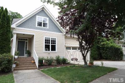 Wakefield Single Family Home For Sale: 2229 Dunlin Lane