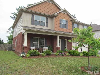 Granville County Single Family Home For Sale: 1171 Jackson Court