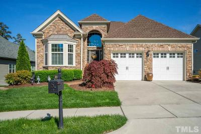 Durham County Single Family Home For Sale: 11536 Jordanus Drive