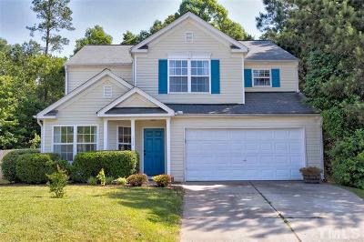 Holly Springs Single Family Home Pending: 116 Tiverton Woods Drive