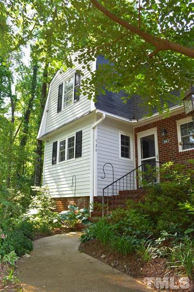 Cary NC Townhouse For Sale: $259,900