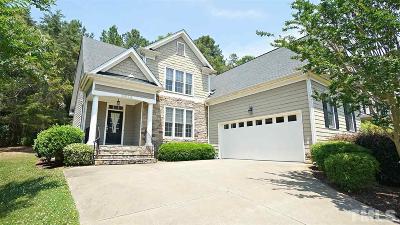 Heritage Single Family Home For Sale: 3813 Orange Cosmos Avenue