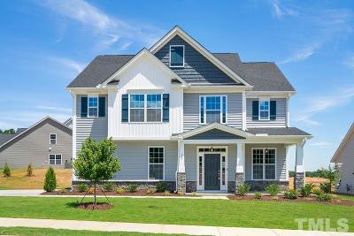 Clayton Single Family Home Pending: 73 Joterrel Court