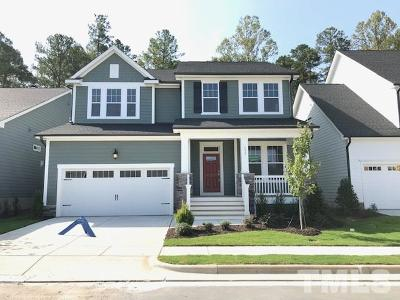 Chapel Hill Single Family Home For Sale: 133 Bluffwood Avenue