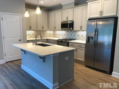 Wendell Single Family Home For Sale: 1821 Cypress Cove Drive