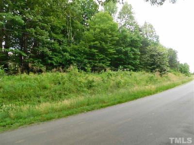 Mebane Residential Lots & Land For Sale: Fitch Drive