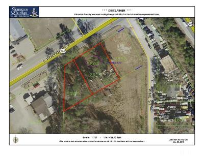 Johnston County Commercial Lots & Land For Sale: 1669 S Pollock Street