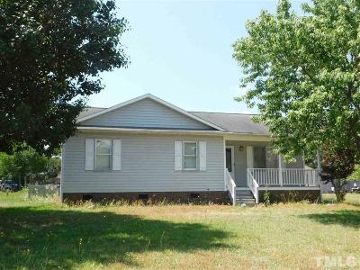 Single Family Home Pending: 600 Chinaberry Lane
