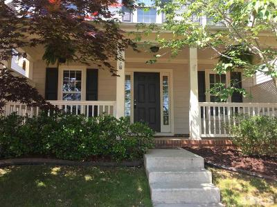 Pittsboro Single Family Home For Sale: 459 Millbrook Drive