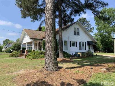 Dunn Single Family Home For Sale: 401 N Ellis Avenue
