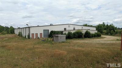 Johnston County Commercial For Sale: 3110 County Line Road