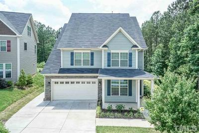 Holly Springs Single Family Home For Sale: 129 Ladys Mantle Lane