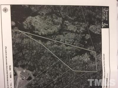Johnston County Residential Lots & Land For Sale: Emerson Lane