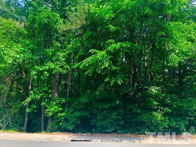 Durham Residential Lots & Land For Sale: 3300 Hinson Drive