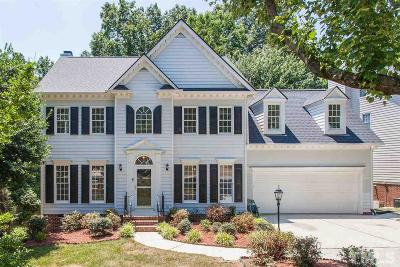 Cary Single Family Home For Sale: 304 Nantucket Drive