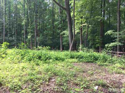 Raleigh Residential Lots & Land For Sale: 7921 Ebenezer Church Road
