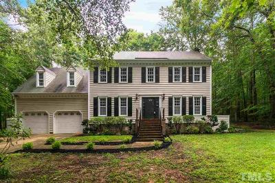 Wake County Single Family Home For Sale: 2409 Grayson Creek Drive
