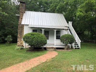 Chatham County Rental For Rent: 99 Plantation Drive