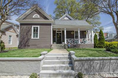 Raleigh Single Family Home Contingent: 706 Hinsdale Street