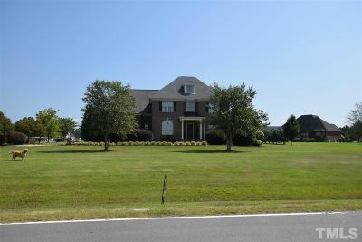 Princeton Single Family Home For Sale: 296 Shoreline Drive