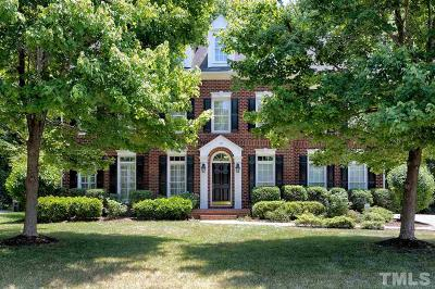 Cary Single Family Home For Sale: 105 Morganford Place