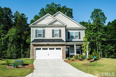 Knolls At The Neuse Single Family Home For Sale: 82 Forest Glade Court