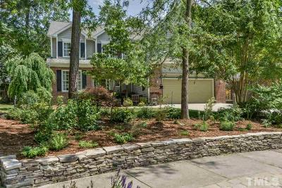 Carrboro Single Family Home For Sale: 104 Woods Walk Court