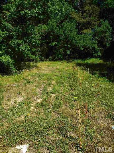 Raleigh Residential Lots & Land For Sale: 1905 Southgate Drive