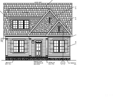 Chatham County Single Family Home Pending: 31 Pineland Street #Lt1898
