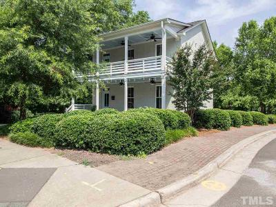 Raleigh Single Family Home Contingent: 1423 Courtland Drive