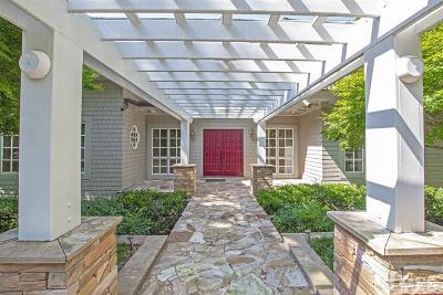 Raleigh Single Family Home For Sale: 6824 Greywalls Lane