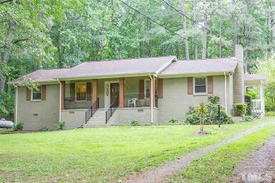 Durham Single Family Home For Sale: 106 Galena Court