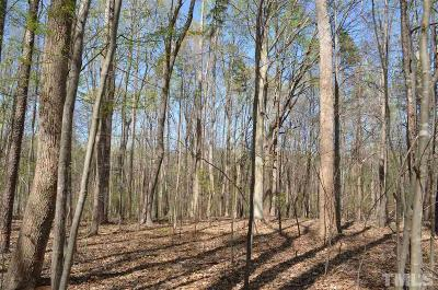 Rougemont Residential Lots & Land For Sale: 9716 Theresa Lane