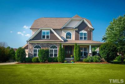 Wake Forest Single Family Home For Sale: 2021 Shingleback Drive